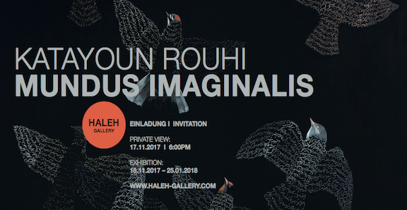 Invitation at Haleh Gallery